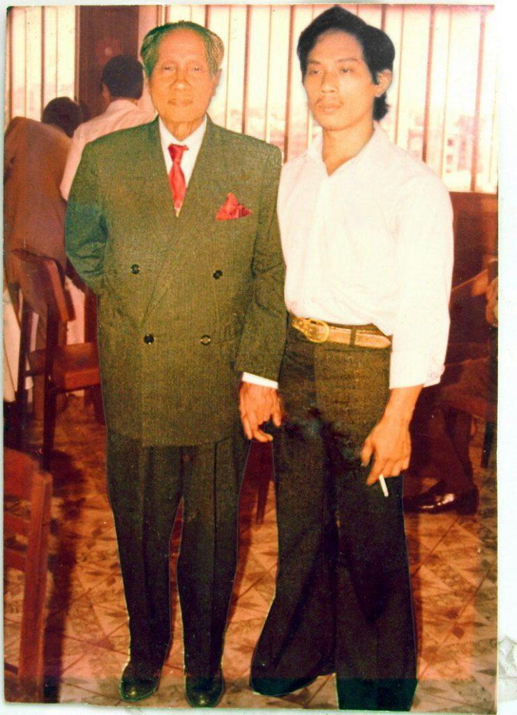 Нгуен Мань Дык и Лам Тхань Кхань
